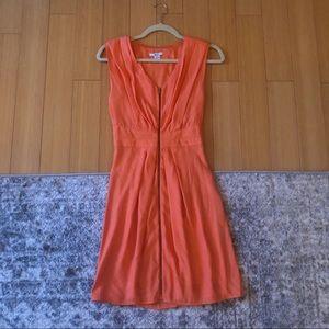 Bar III Orange Dress